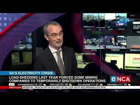 Electricity Crisis' Effect On The Mining Industry