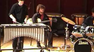 Moby Dick/The Black Page- UNO Percussion