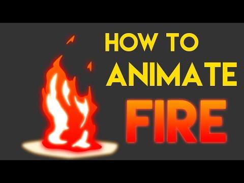 How I Animate Fire