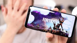 Fortnite Android Download SCAMS | EXPOSING FORTNITE YOUTUBERS