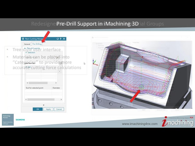 iMachining for NX 2.0 - Major Enhancements!