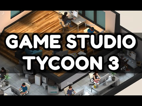 Game Studio Tycoon 3 iPhone 6S Gameplay Preview