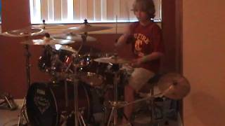 Dom rocks Five Finger Death Punch