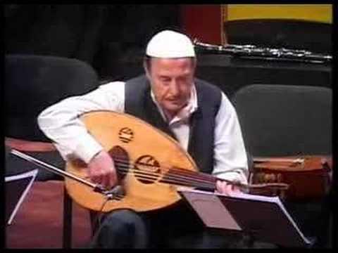 Arabic Jazz Bridges with Iraqi traditional musicians