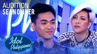 Sean Oliver - Missing You Here | Idol Philippines Auditions 2019