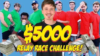 FIRST TEAM TO FINISH RELAY RACE WINS $5,000!! (C4 HOUSE)