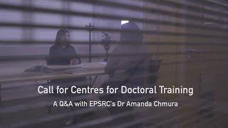 EPSRC 2018 CDT Exercise