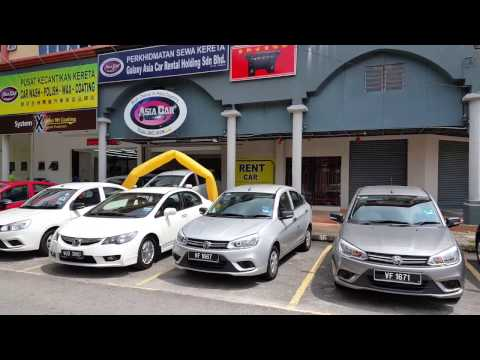 Car Rental Malaysia /Car rental Kuala Lumpur @ Galaxy Asia Car Rental