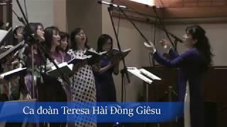 Teresa of the Child Jesus Choir  Saint Cecilia Catholic Tustin California 2018