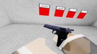 Improved Roblox VR gun