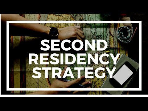 How (and why) to build a second residency portfolio