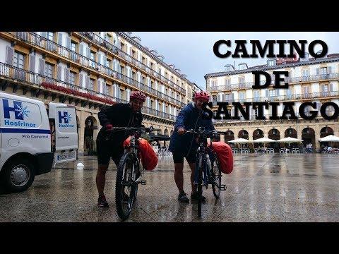 España. Camino de Santiago del Norte.#1. Irún, la Ciudad de San Sebastián, Guetania.