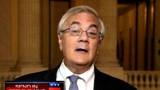Barney Frank Blasts Newt Gingrich For Saying He Should Be In Jail