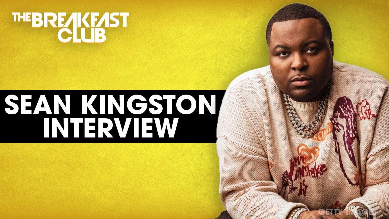 Sean Kingston Talks New Music, Beautiful Girls, Soulja Boy, NBA YoungBoy + More