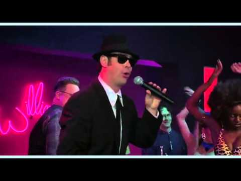 """!?-musikszenen-aus-blues-brothers-2000:elwood&mack-""""looking-for-a-fox"""""""