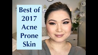 Video Best of 2017 ACNE PRONE SKIN | AMKA AVARZED download MP3, 3GP, MP4, WEBM, AVI, FLV Agustus 2018