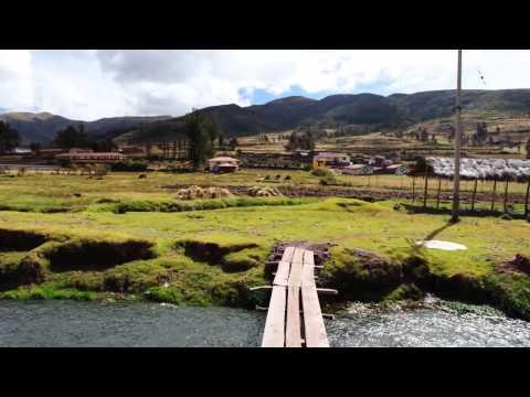 Peru Travel and Tourism Video - Road to Machu Picchu - Peru in 4K