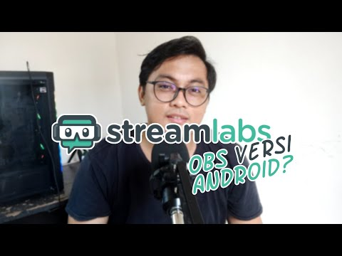 cara Live Streaming menggunakan 2 Hp dengan Streamlabs Android tanpa PC
