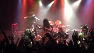 "GWAR - ""Crack in the Egg"" (Live in San Diego 4-3-12)"