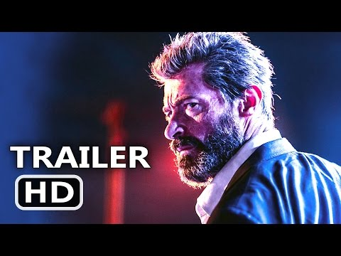 LOGAN Official Trailer (2017) Wolverine 3, X-Men Movie HD