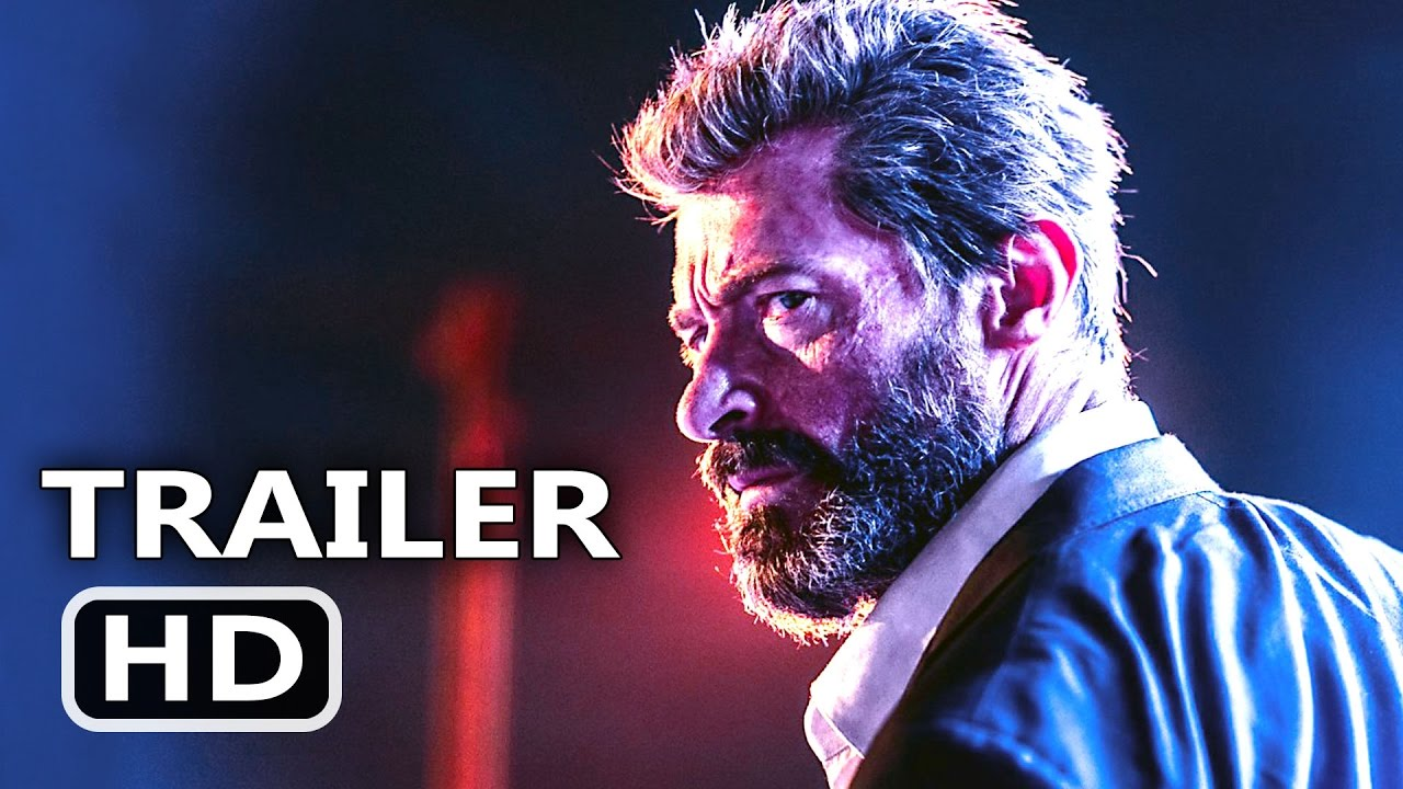 logan official trailer 2017 wolverine 3 x men movie hd youtube. Black Bedroom Furniture Sets. Home Design Ideas