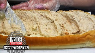 Is subway's tuna sandwich actually made of tuna?