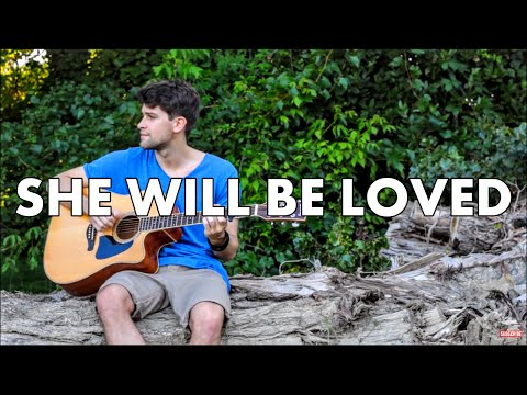 Maroon 5 - She Will Be Loved (Cover) - video dailymotion
