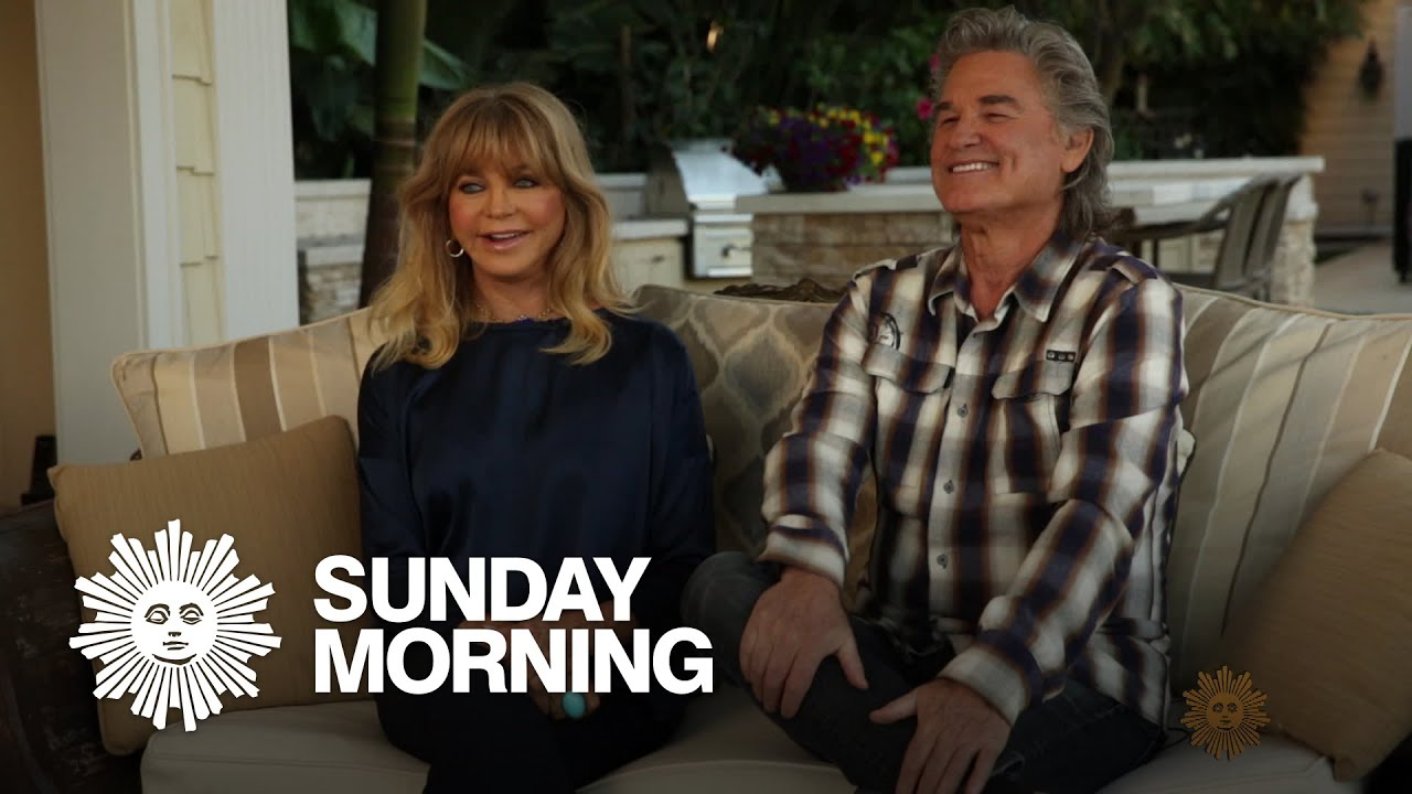 In Conversation: Goldie Hawn and Kurt Russell