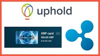 Uphold : The Easiest Way to Buy Ripple XRP in the U.S. - Uphold Exchange Demo - XRP USD Fiat Pairing