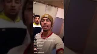 Hosain 0093 ft Fajr 2018 Live freestyle
