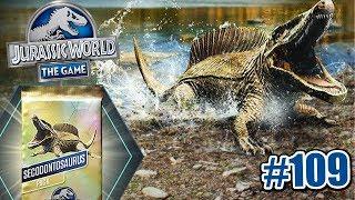 ชิงการ์ดไดโนเสาร์ - Jurassic World เกมมือถือ 109 | พี่เมย์ DevilMeiji