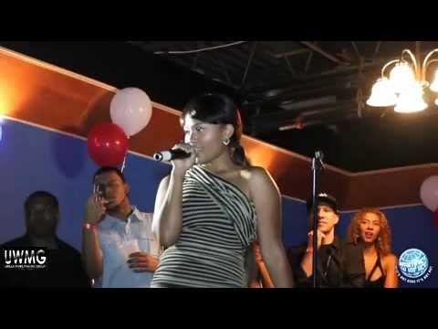Make her feel Good Girl feel, You Did that --Teairra Mari, live WHIHH.tv