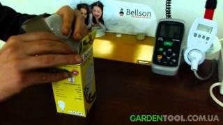Светодиодные лампы для дома Bellson 11W как светит(Светодиодные лампы для дома Bellson тест перед покупкой http://gardentool.com.ua/LED_light/led_lamp/svetodiodnaya_lampa_bellson_bl_e27_11w_a55 ..., 2014-03-10T21:20:16.000Z)