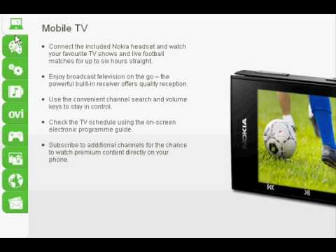 NOKIA 5330 mobile TV FEATURES AND SPECIFICATIONS and DIFF colours