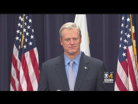 Charlie Baker Is America's Most Popular Governor, Poll Finds