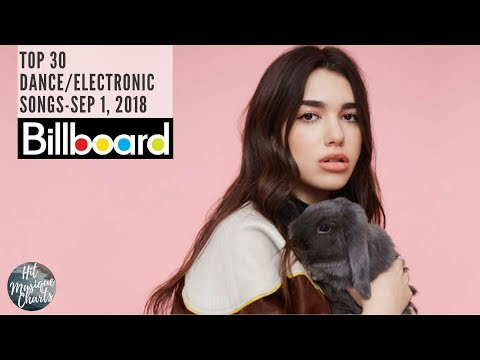 Top 30 • Electronic/Dance Songs • September 1, 2018   Billboard-Charts
