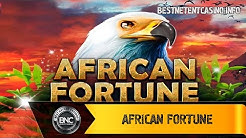 African Fortune slot by Spinomenal