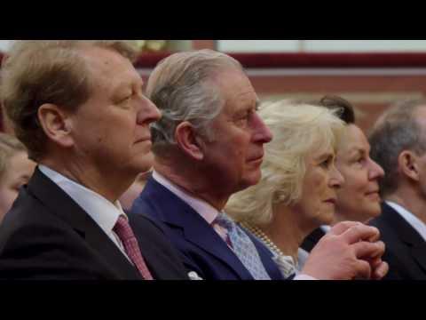 Prince Charles im Musikverein