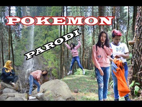 Pokemon Parodi
