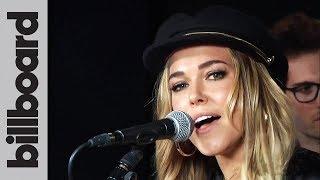 Download lagu Rachel Platten - 'Fight Song' & 'Broken Glass' Live Acoustic Performance | Billboard