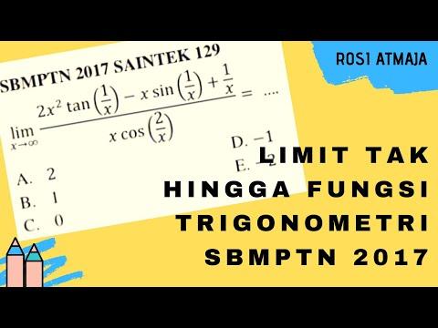 Soal Pembahasan Limit Trigonometri - Guru Ilmu Sosial