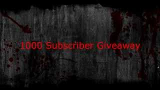 1000 Subscriber Giveaway (ENDED)
