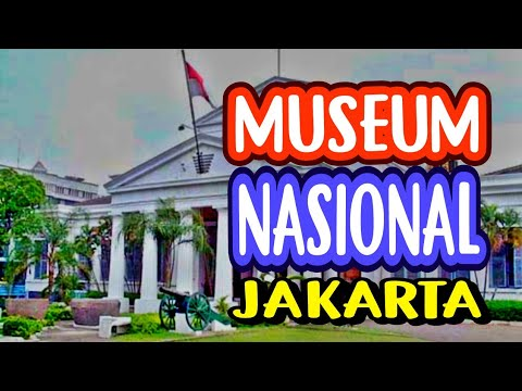 Museum Nasional Indonesia - Museum Gajah Jakarta