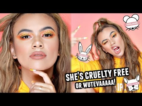YOU SHOULD SEE ME IN A CROWN MAKEUP TUTORIAL! ...Using 100% ALL Cruelty Free Products! thumbnail