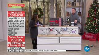 HSN Toy and Electronic Gifts 11 23 2016 05 PM