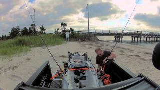 Product Review: Extend A Truck - Bed Extender - Loading Hobie Outback Kayak - Extend-a-truck