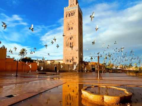 Marrakech, Kingdom of Morocco, Atlas Mountains, market, berber culture, red city,