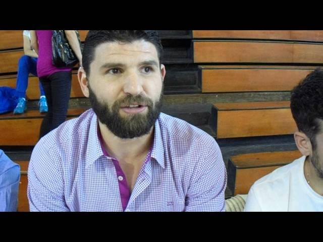 Video : Παπαμακάριος και Ξανθόπουλος στο All Star στο ΔΑΚ Γλυφάδας
