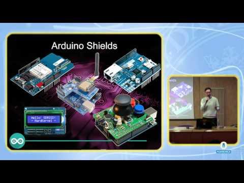 XII Ciclo UPM TASSI 2016. Conferencia 3: Hardware Hacking aplicado a la Seguridad: Arduino y Routers