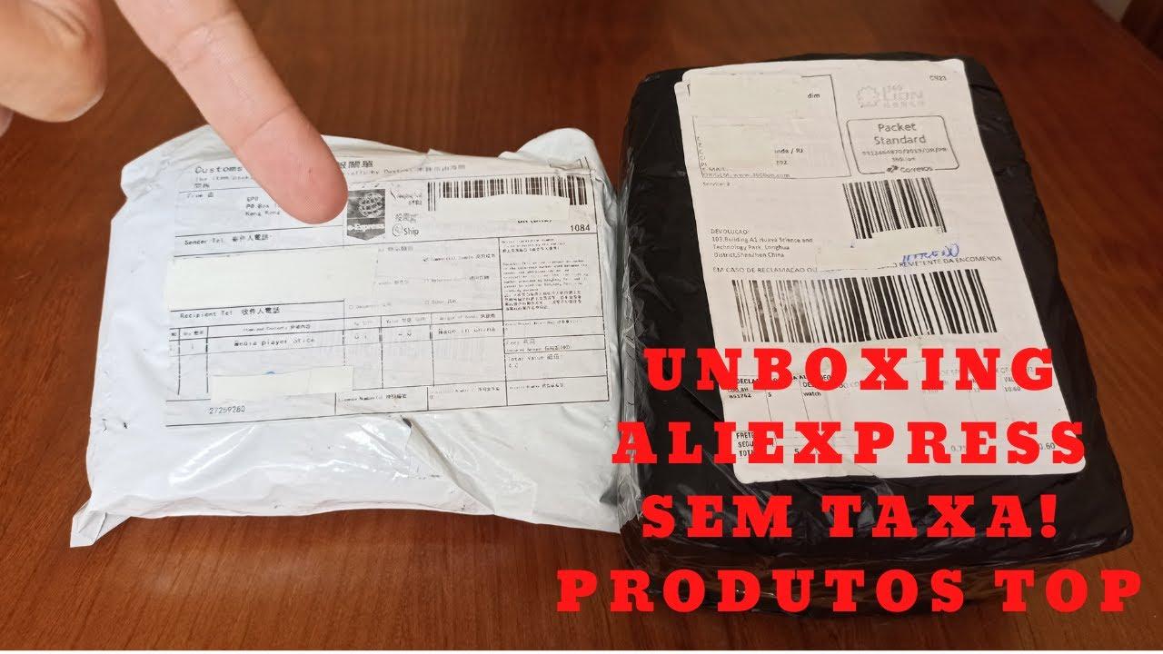 Unboxing Aliexpress!